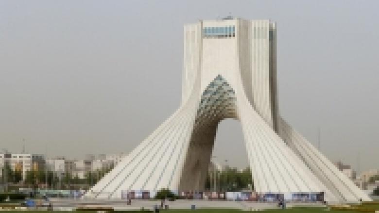 Begegnung mit dem Iran
