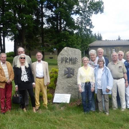 Besuch in der BW Radarstation Brekendorf am 8. 6. 2016