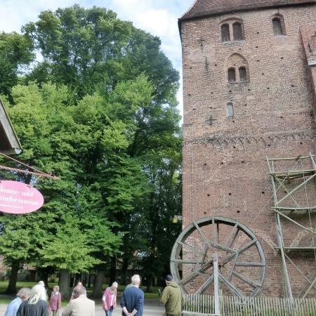 Tagesausflug zum Kloster Rehna,  Schloss Bothmer u. Ostseebad Boltenhagen am 16.07.2016