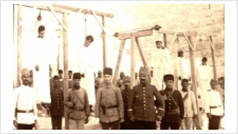 Der Völkermord an den Armeniern