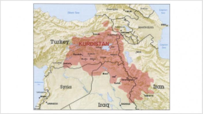 Kurdistan - Erdogans Problem