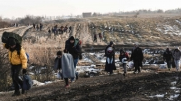 Europas Flüchtlingskrise - Bewältigen wir sie?