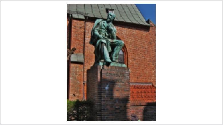 Vor 200 Jahren Geburtstagsjubläum Von Emanuel Geibel Omv